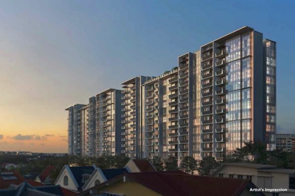 the garden residences review virtual showflat